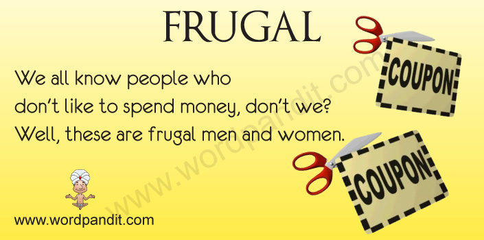 Picture for frugal