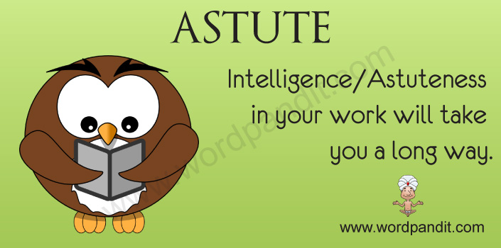 Picture for Astute
