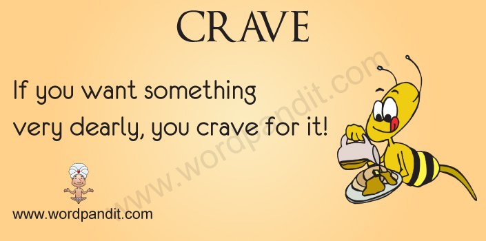 Picture for Crave