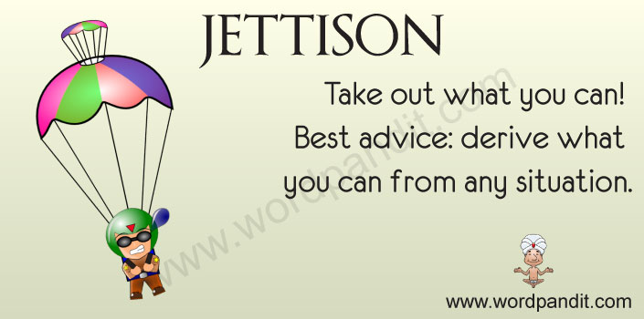 Picture for Jettison