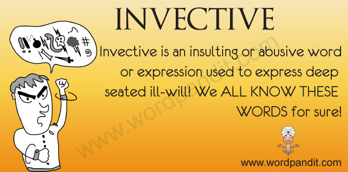Picture for Invective