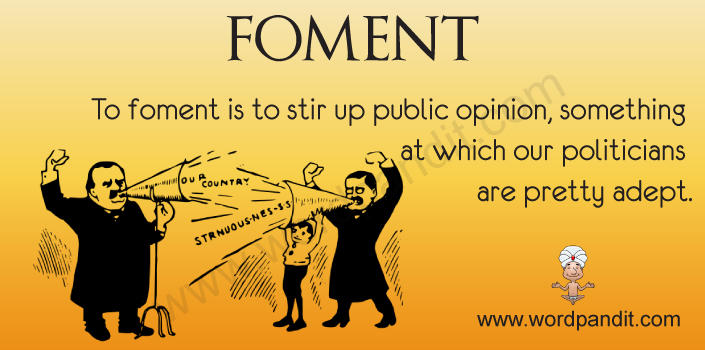 Picture for Foment