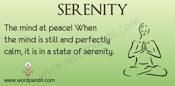 Picture for Serenity