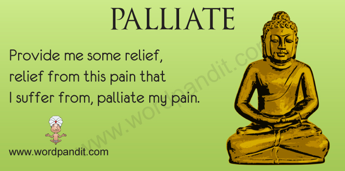 Picture for Palliate