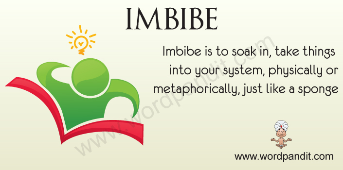 Picture for Imbibe