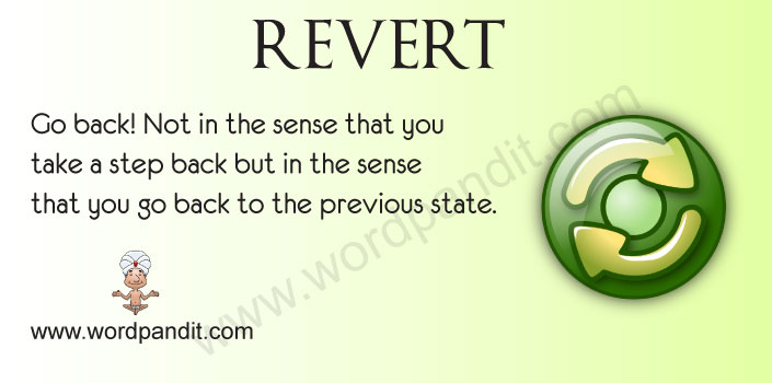 Picture for Revert