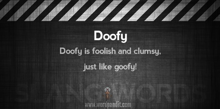 Picture for Doofy