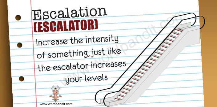 Mnemonic for Escalation