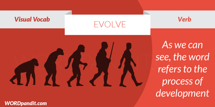 picture for evolve