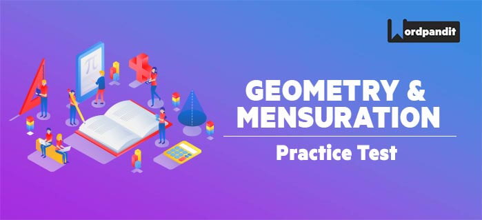 Geometry and Mensuration: Test 15