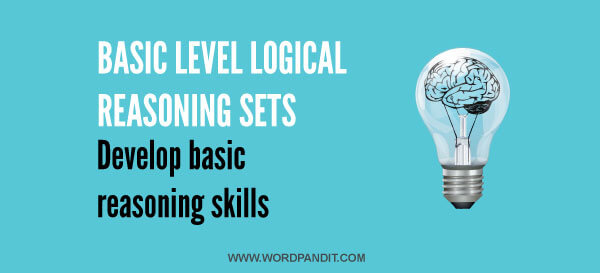 Logical Reasoning (Level-2): Set-35