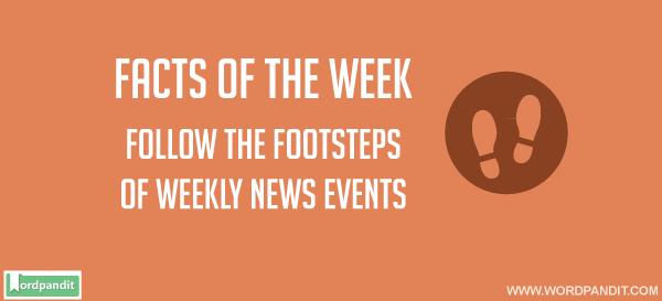 Weekly GK Current Affairs, February 23 to 29, 2016