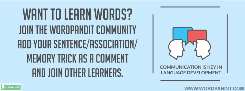 Vocabulary community