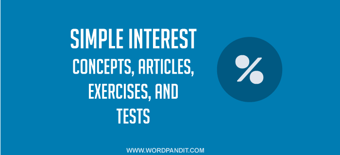 Simple Interest Basic Concepts