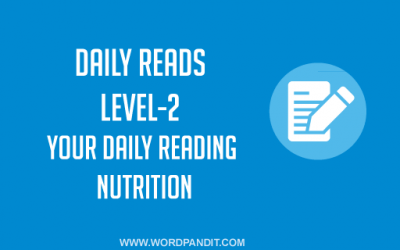 Daily Reads-67 (Level-2)