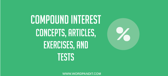 Compound Interest Examples, Calculations & Applications