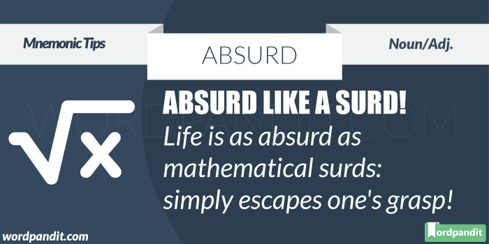 Absurd-picture-meaning-definition