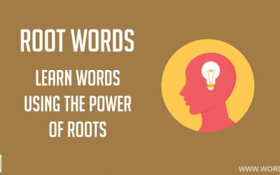 Botan Root Word