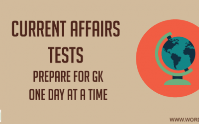 GK Current Affairs Quiz: 20 May, 2018