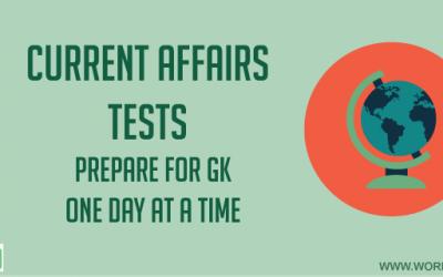 GK Current Affairs Quiz: August 11, 2017