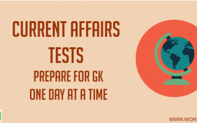 GK Current Affairs Quiz: May 19, 2018