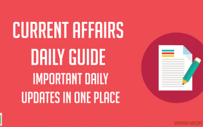 Daily Current Affairs 22 May 2018