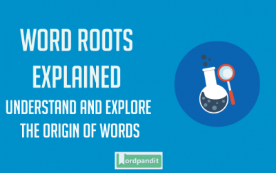 Fore Root Word