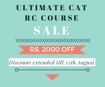 Ultimate CAT RC Course