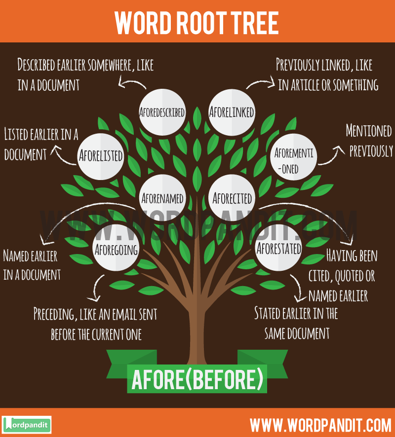 Afro Root Word: Learn words related to word root Afro