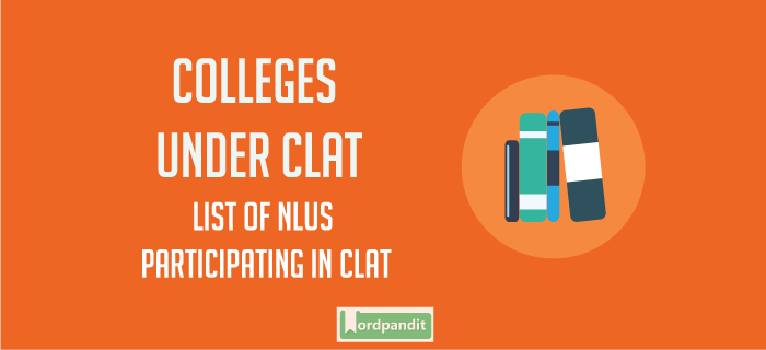 Colleges Under CLAT: 19 Top Law Colleges under CLAT 2018
