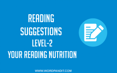 Reading Suggestion-5 (Level-2)