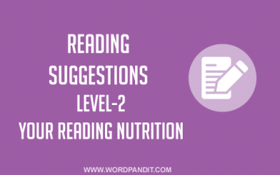 Reading Suggestion-6 (Level-2)