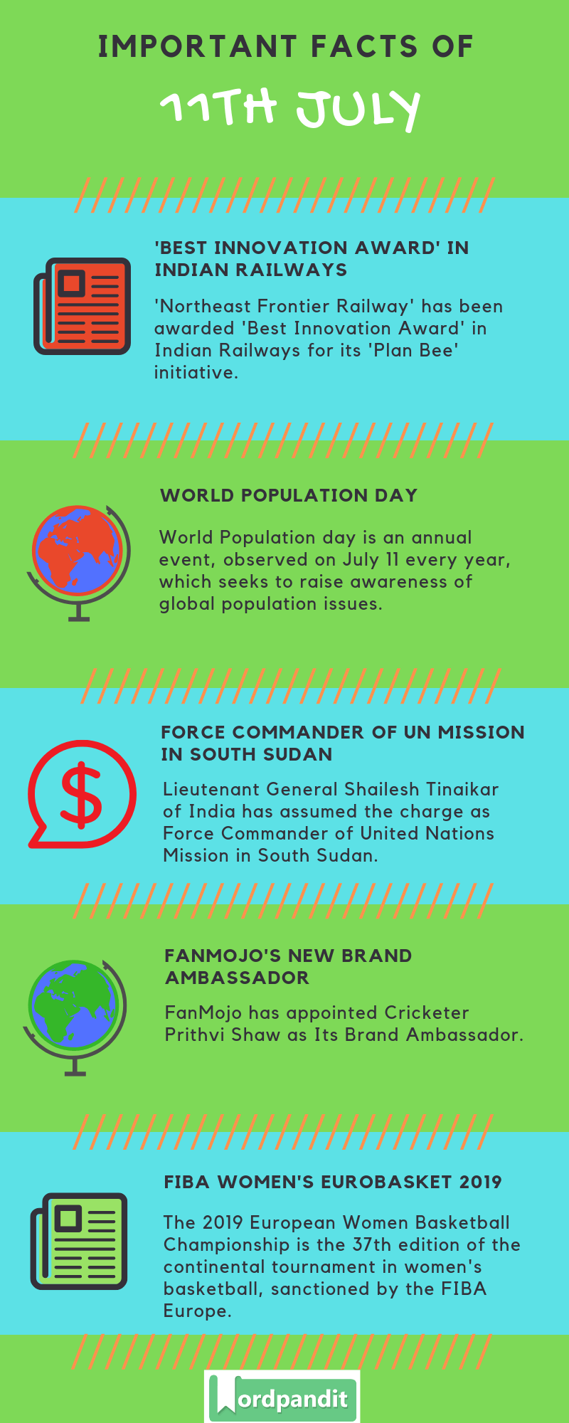 Daily Current Affairs 11 July 2019 Current Affairs Quiz 11 July 2019 Current Affairs Infographic