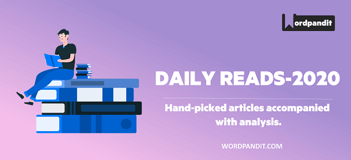 Daily Reads-2020: Article-102