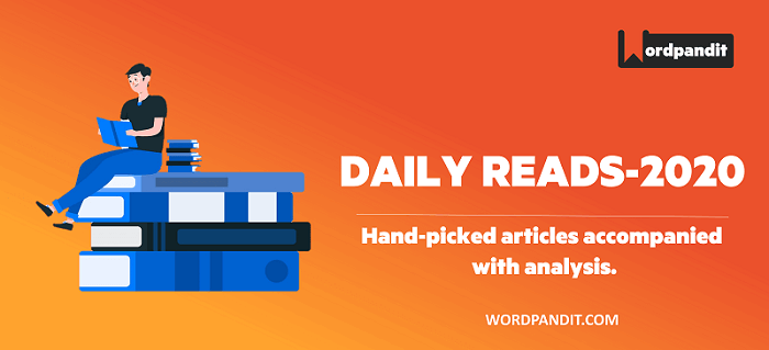 Daily Reads-2020: Article-101