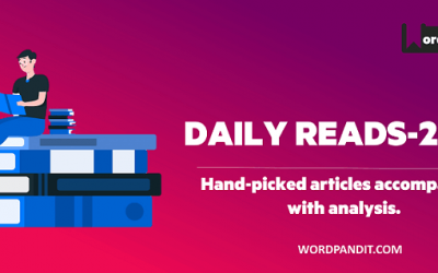 Daily Reads-2020: Article-100