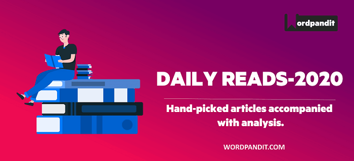 Daily Reads-2020: Article-82