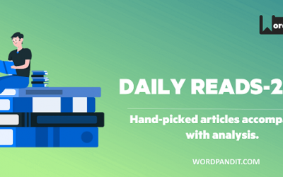 Daily Reads-2020: Article-99