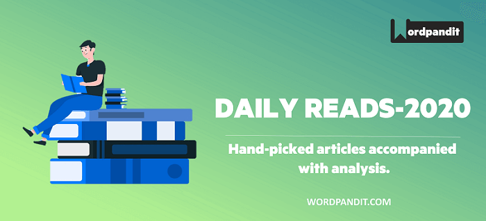 Daily Reads-2020: Article-45