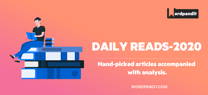 Daily Reads-2020: Article-104