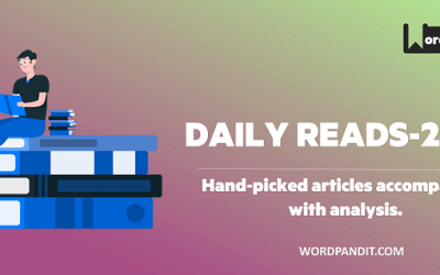 Daily Reads-2020: Article-25
