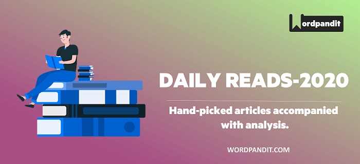 Daily Reads-2020: Article-31
