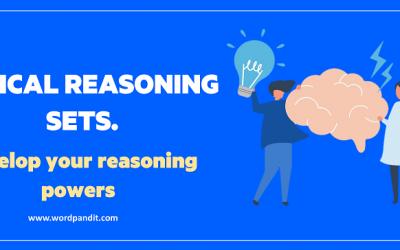 Logical Reasoning Set-40 (Level-3)