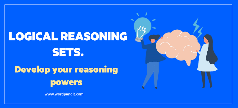 Logical Reasoning Set-40 (Level-3)