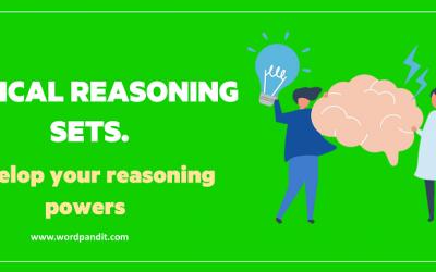 Logical Reasoning Set-39 (Level-3)