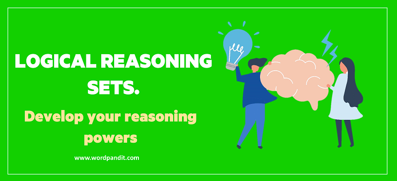 Logical Reasoning Set-19 (Level-3)