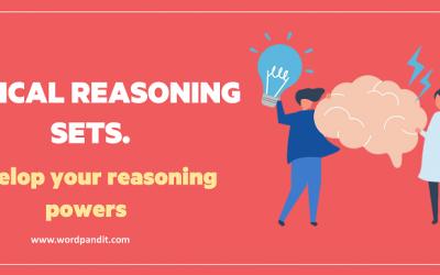 Logical Reasoning Set-38 (Level-3)
