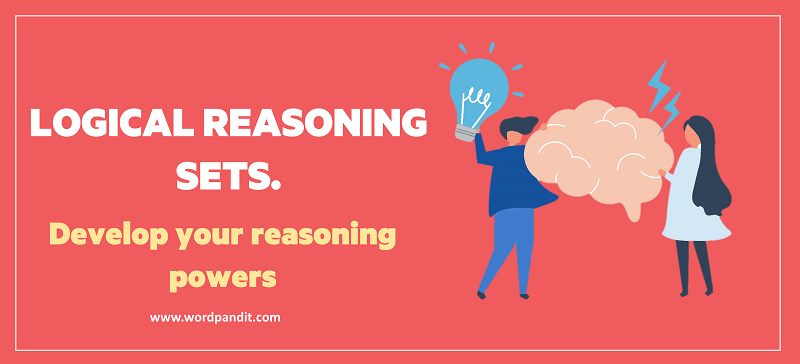 Logical Reasoning Set-38 (Level-3)