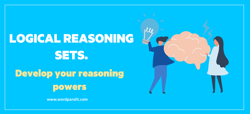 Logical Reasoning Set-12 (Level-1)