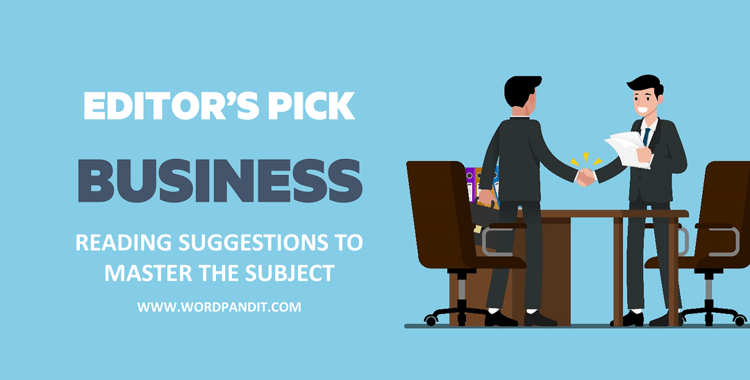 Editor's Pick: Business